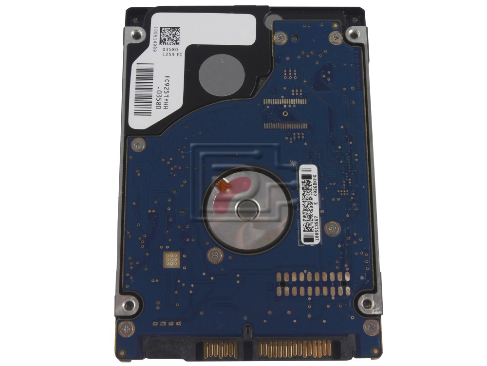 Seagate ST9250421ASG SATA Hard Drive image 2