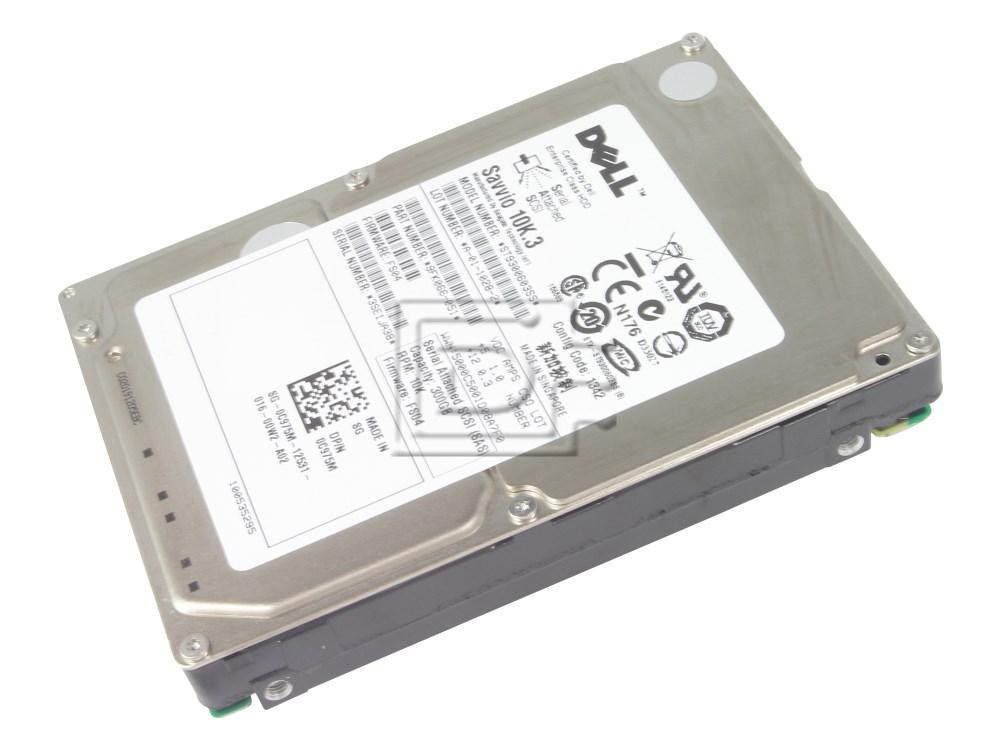 Seagate ST9300603SS 0C975M C975M 9FK066-051 9FK066 A248482 T871K 0T871K SAS Hard Drives image 1