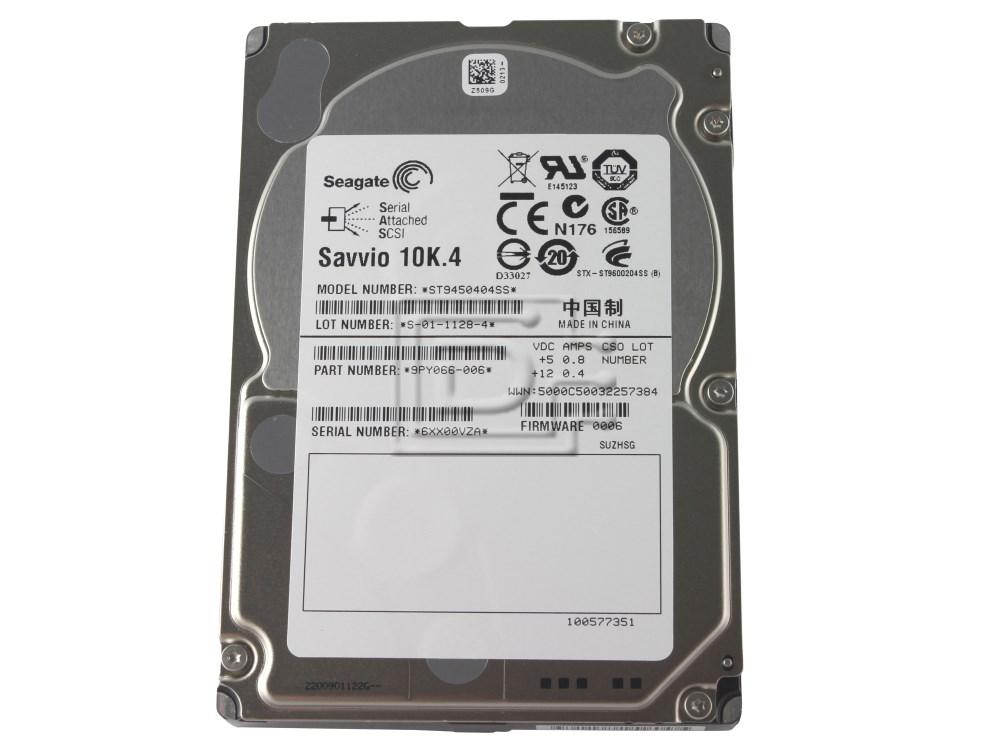 Seagate ST9450404SS SAS Hard Drives image 4