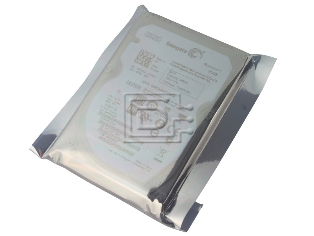 Seagate ST9500423AS SATA hard drive image 3