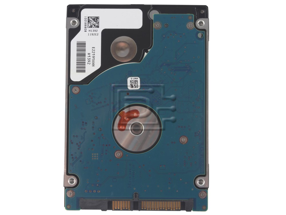 Seagate ST95005620AS SATA Hard Drive Solid State Hybrid image 2