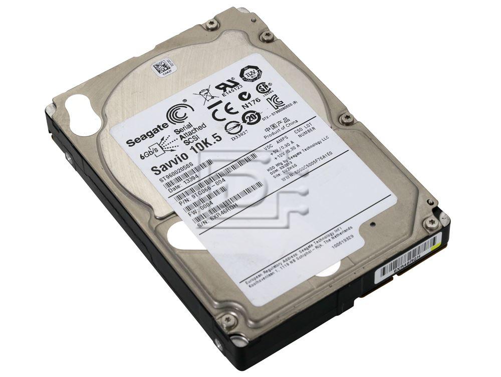 Seagate ST9600205SS SAS Hard Drives image 1