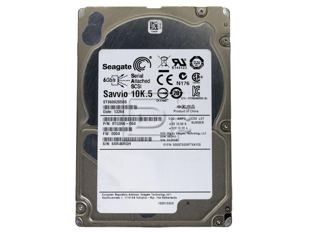 Seagate ST9600205SS SAS Hard Drives image 2