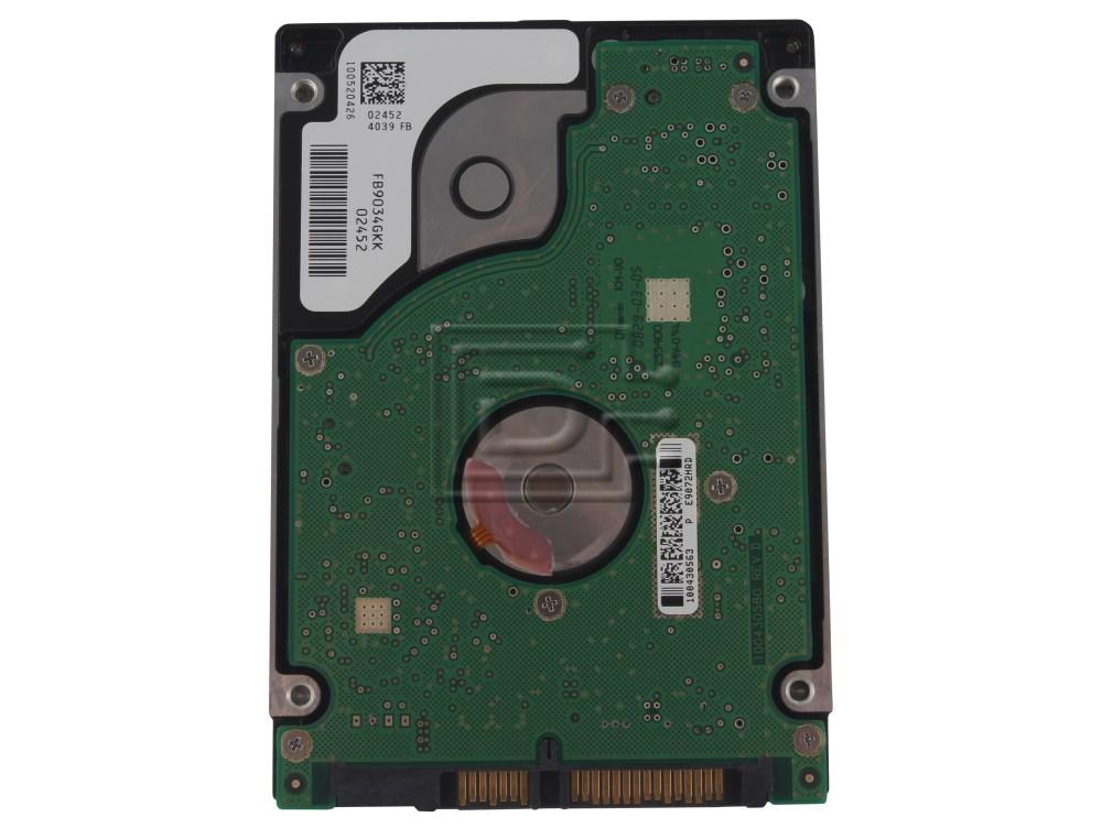 Seagate ST980813ASG 0GN747 GN747 SATA Hard Drive image 2