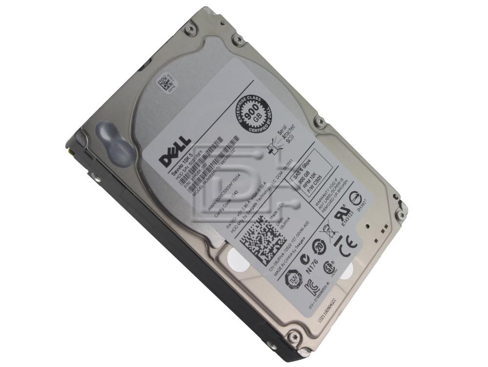 Seagate ST9900805SS 08JRN4 8JRN4 CN-08JRN4-72622-15T-0065-A00 SAS Hard Drives image 1