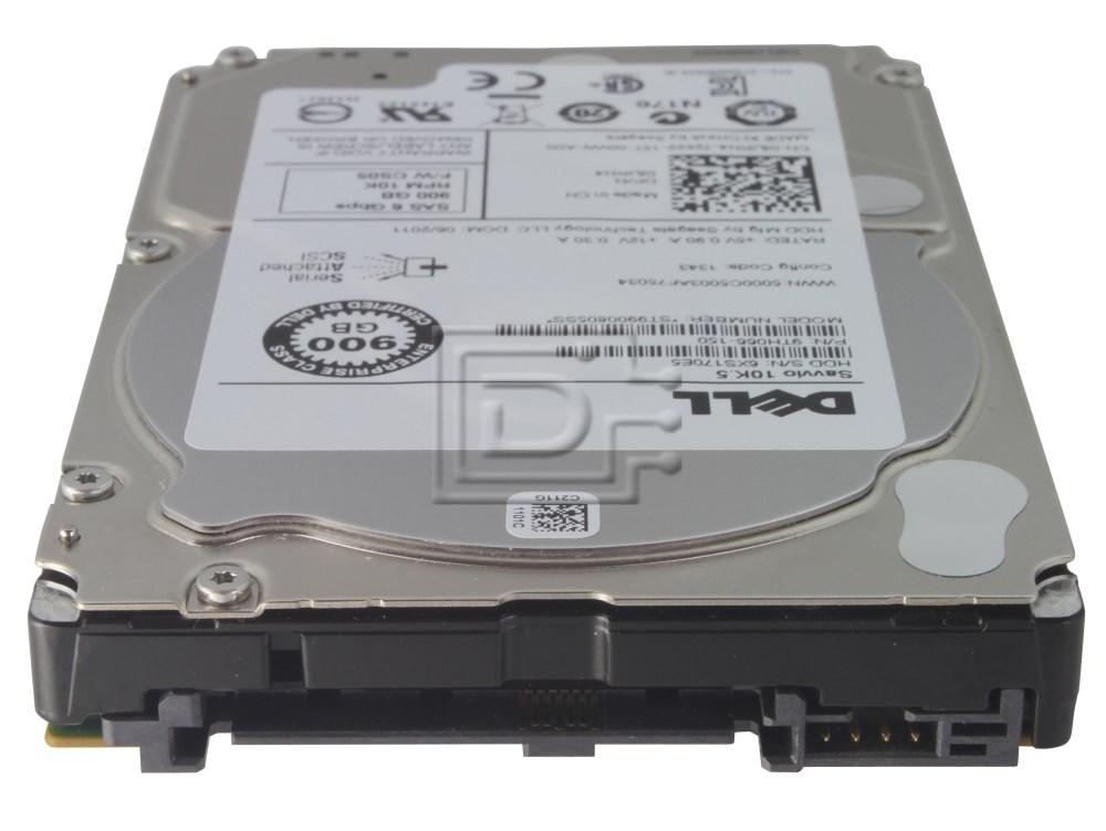 Seagate ST9900805SS 08JRN4 8JRN4 CN-08JRN4-72622-15T-0065-A00 SAS Hard Drives image 3