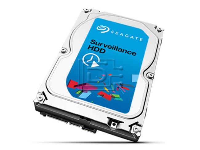 Seagate ST8000VX0002 1Z6112-500 SATA Hard Drive image