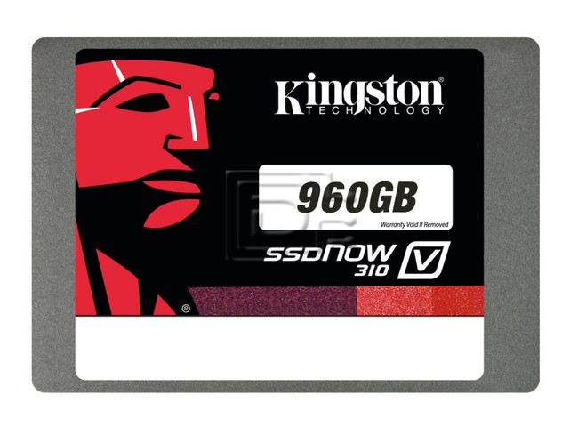 KINGSTON TECHNOLOGY SV310S37A-960G SV310S37A/960G SATA SSD image