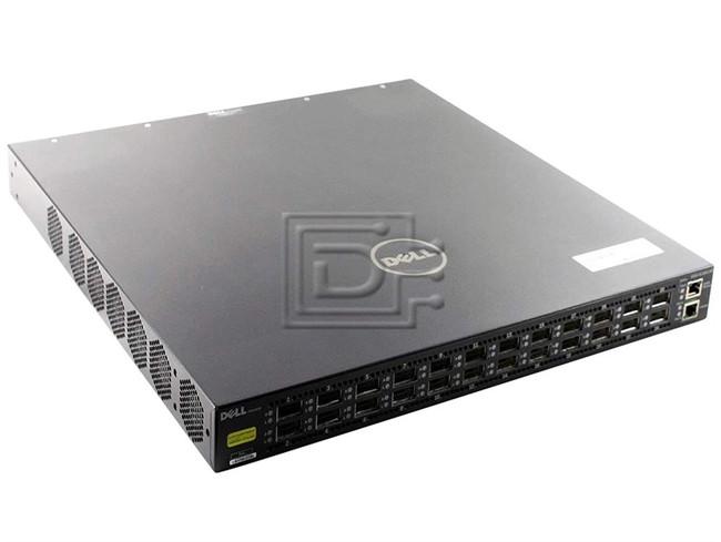 Dell S2410-01-10GE-24P 0T4TYD S2410P WT0R4 0WT0R4 T4TYD Ethernet Switches image 1