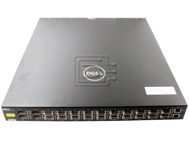 Dell S2410-01-10GE-24P 0T4TYD S2410P WT0R4 0WT0R4 T4TYD Ethernet Switches image 2