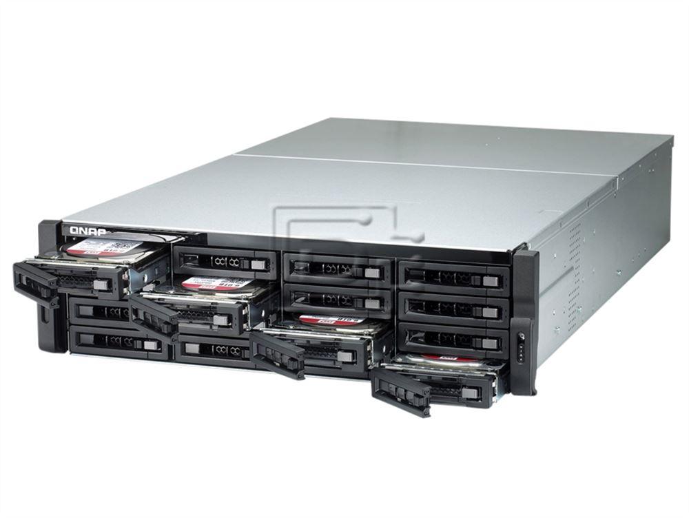 QNAP TDS-16489U-SA1 16-Bay Six-core NAS Server image 2
