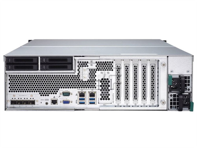 QNAP TDS-16489U-SA1 16-Bay Six-core NAS Server image 3