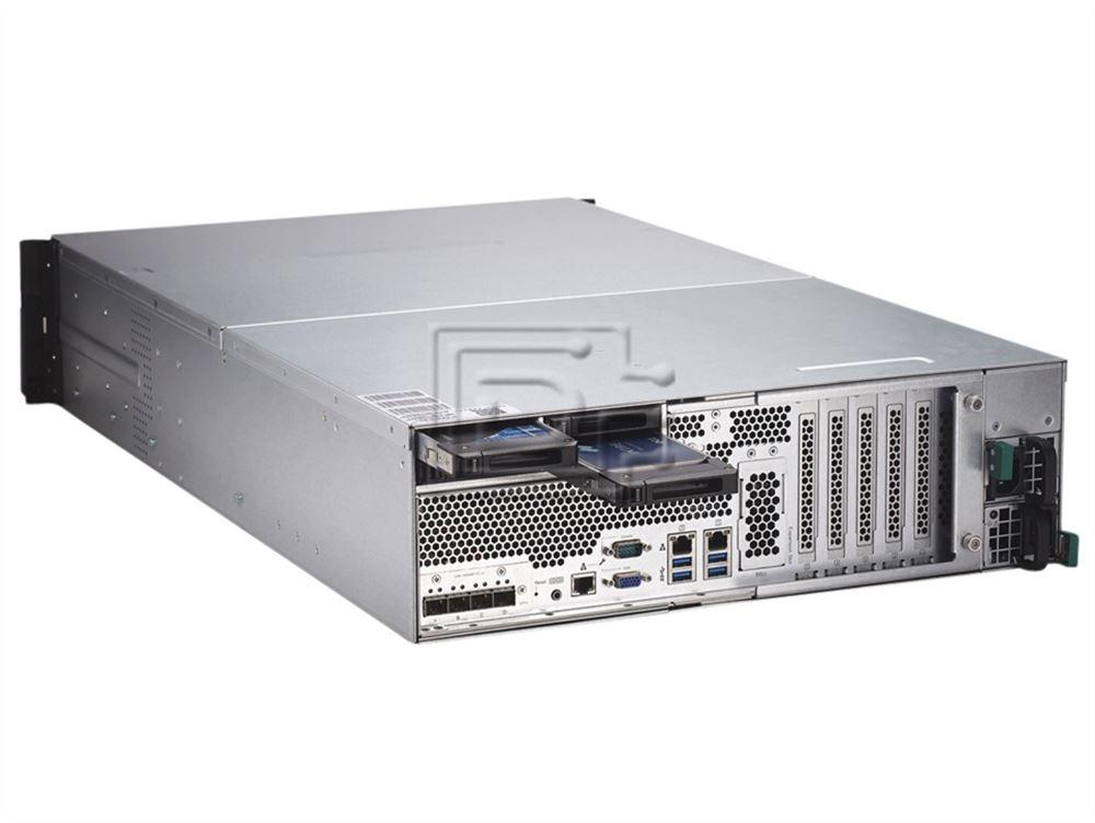 QNAP TDS-16489U-SA1 16-Bay Six-core NAS Server image 4