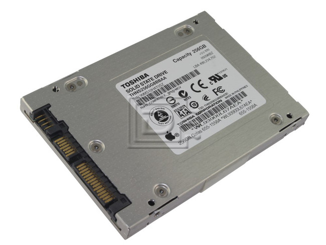 Toshiba THNS256GG8BBAA image