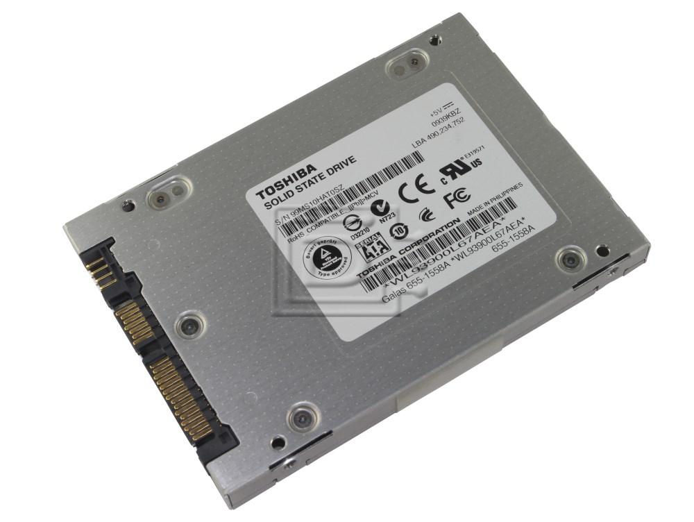 Toshiba THNS512GG8BBAA THNS512GG8BB FTM12DX25T P000519470 image