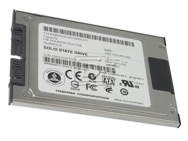 Toshiba THNSFC256GAMJ SATA SSD image
