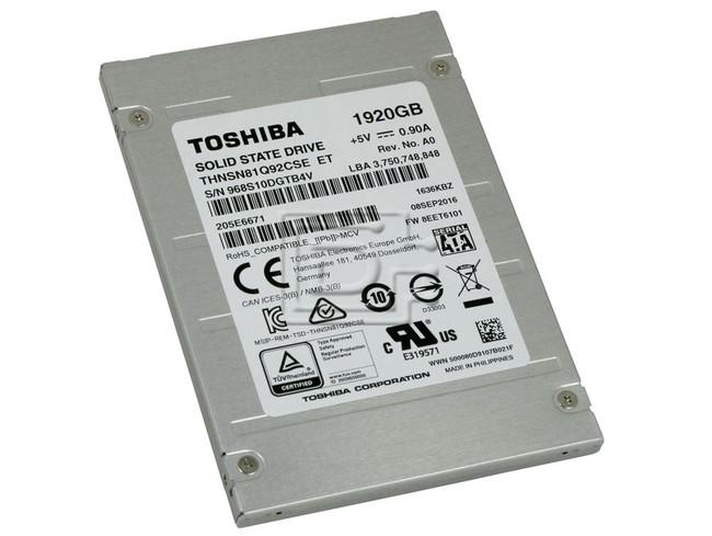 Toshiba THNSN81Q92CSE SATA eSSD image 1
