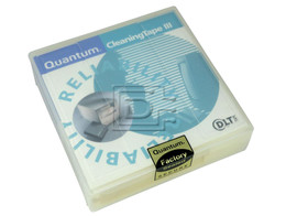 QUANTUM THXHC-02 DT-001-0037 DLT Tape Drive Cleaner