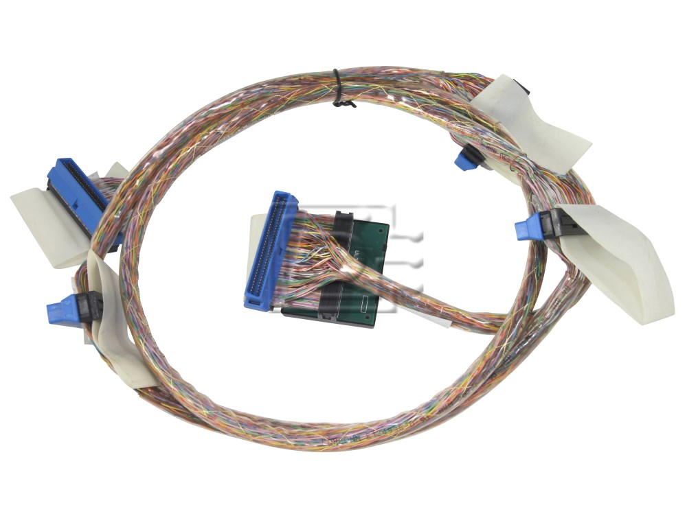 Dell UJ338 0UJ338 SCSI HD68 4 Drop Cable Terminator image 1
