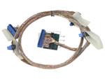 Dell UJ338 0UJ338 SCSI HD68 4 Drop Cable Terminator