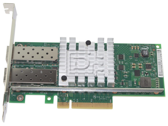 Dell VFVGR 10GbE PCI-e Dual Port Converge Ethernet Network Adapter