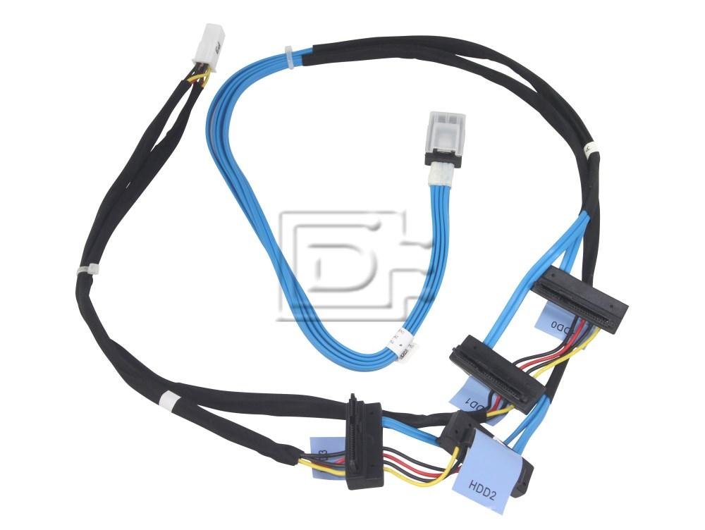 Dell VKFX8 0VKFX8 Internal SAS Cable image 1