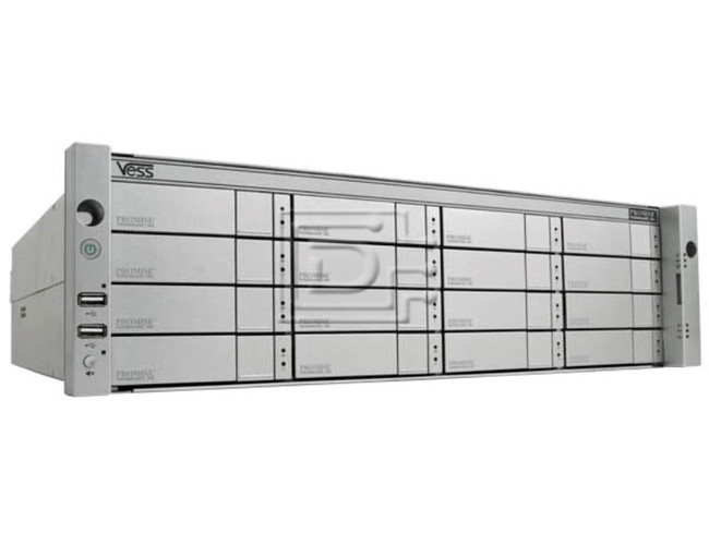 PROMISE VR2600FIDAME NAS RAID Subsystem Storage Array image 2