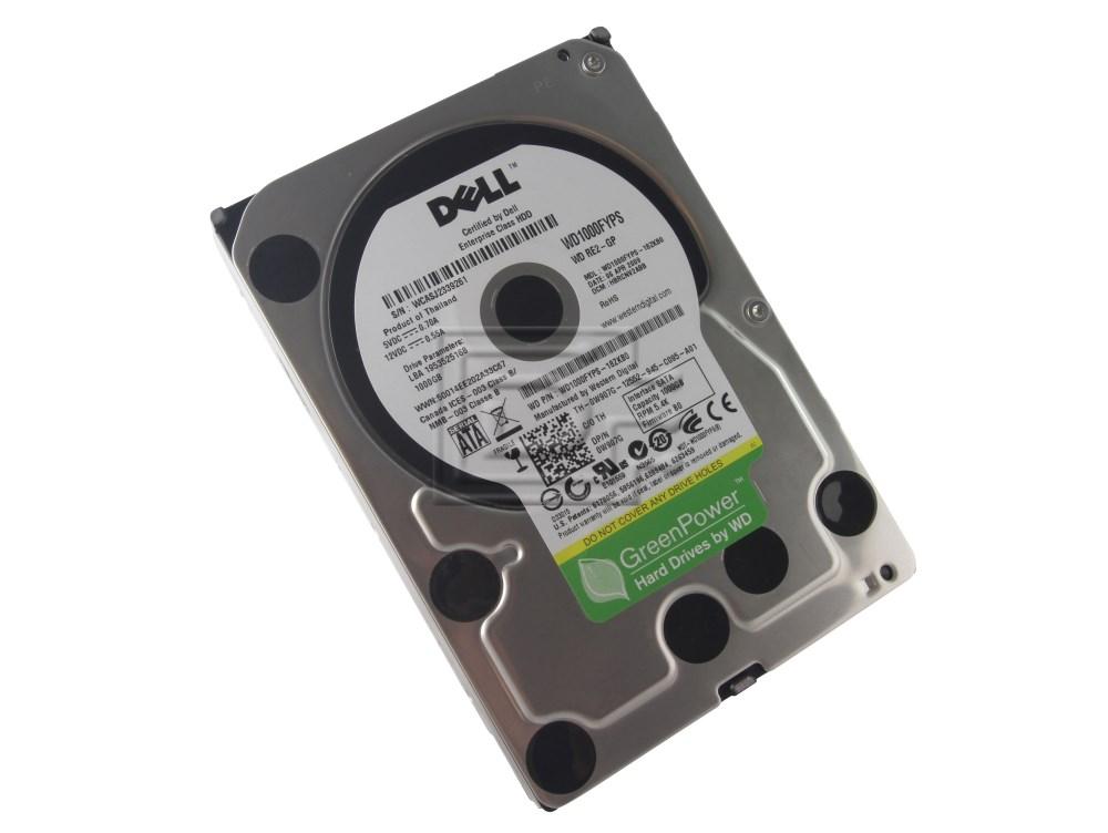 Western Digital WD1000FYPS W907G 0W907G SATA Hard Drive image 1