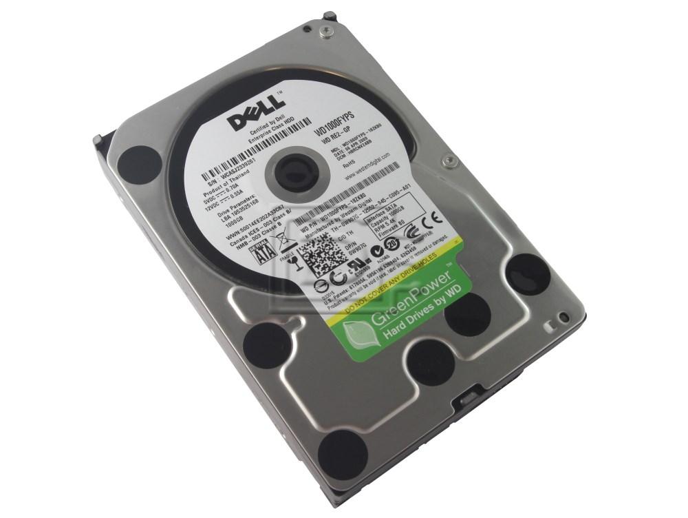 Western Digital WD1000FYPS W907G 0W907G SATA Hard Drive image 3