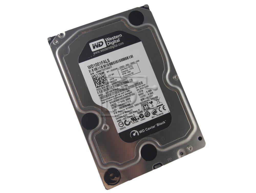 Western Digital WD1001FALS SATA Hard Drive image 1