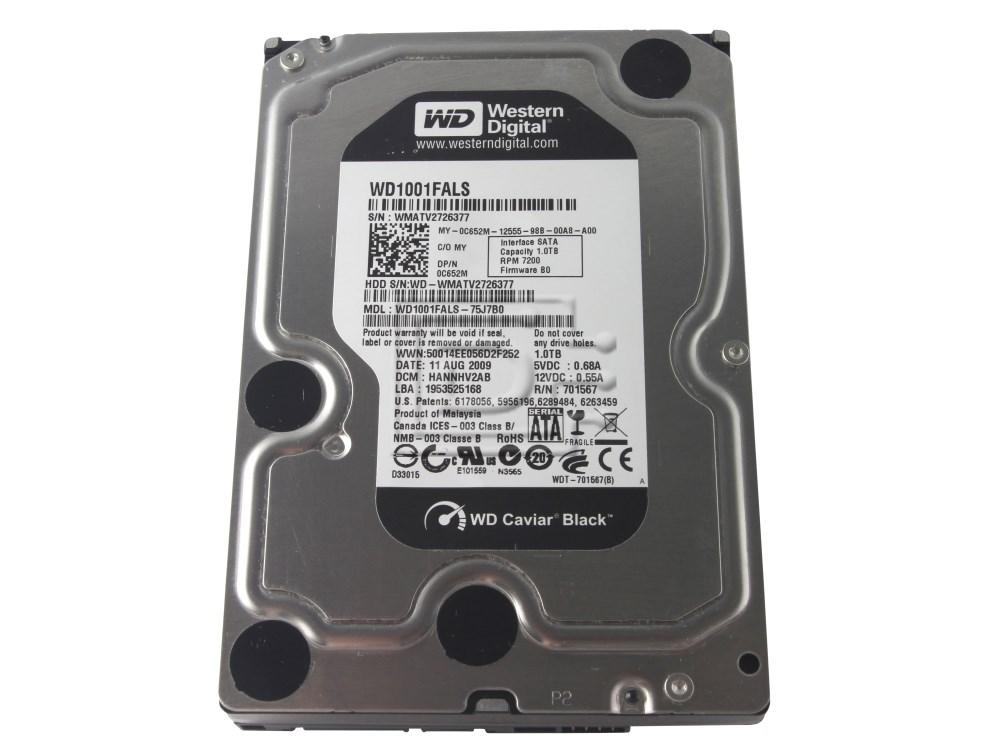Western Digital WD1001FALS SATA Hard Drive image 4