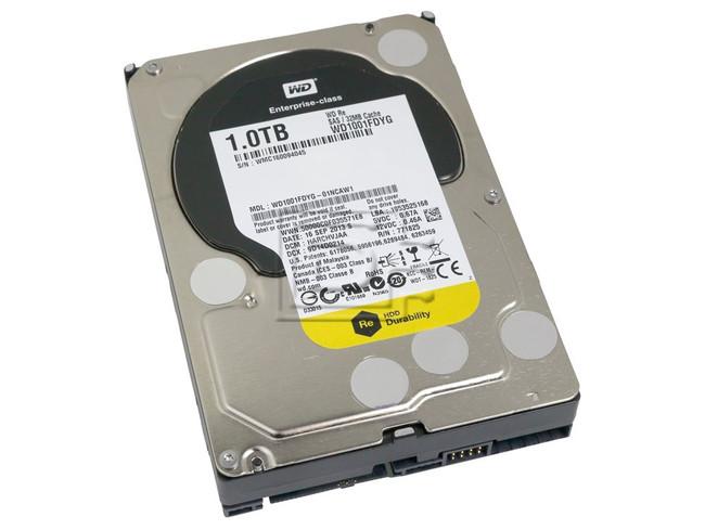 Western Digital WD1001FDYG SAS Hard Drives SEC CRYPTO image 1