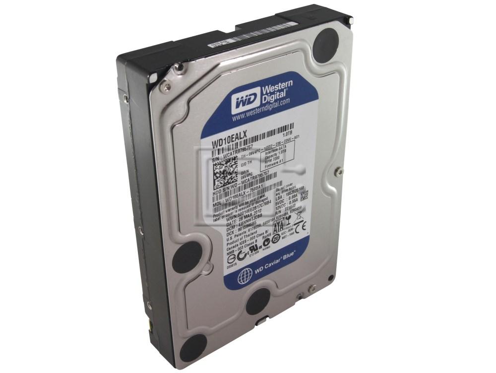 Western Digital WD10EALX SATA Hard Drive image 1