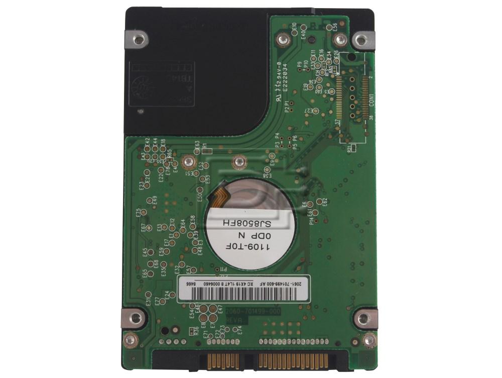 "Western Digital WD1200BEVS 2.5"" IDE Hard Drive image 2"