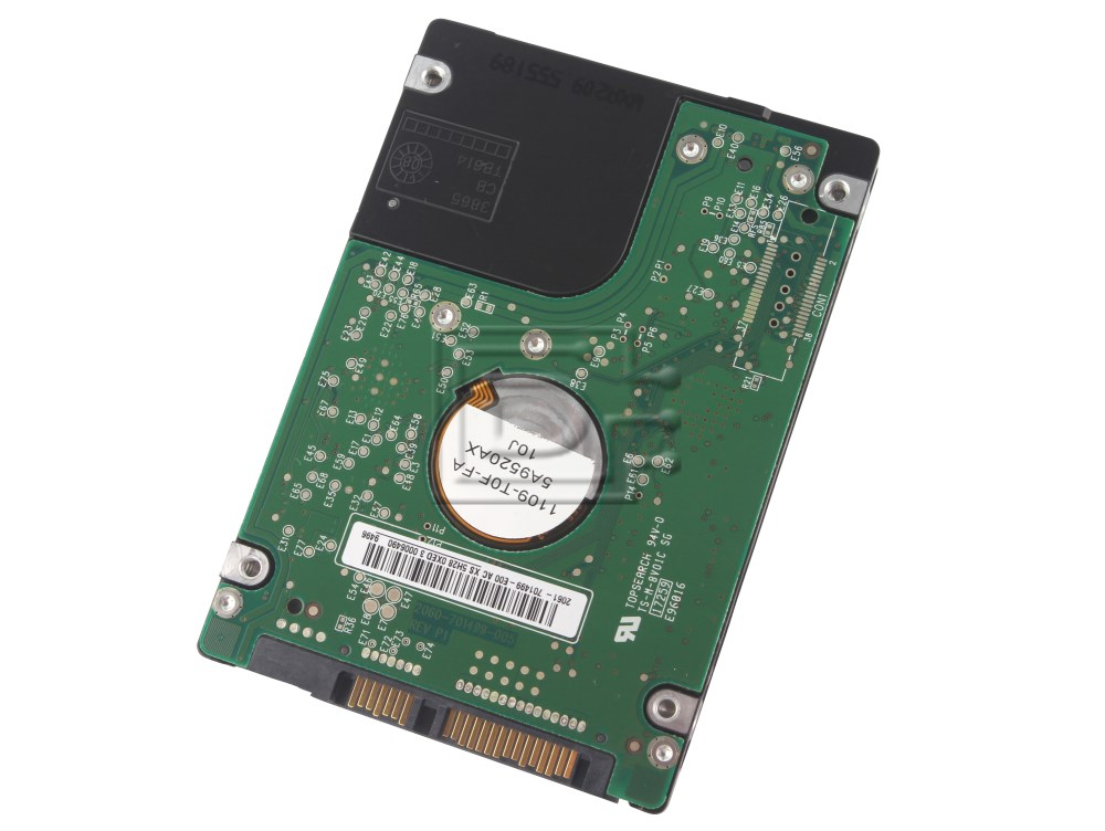 "Western Digital WD1600BEVT RM067 0RM067 2.5"" SATA Hard Drive image 2"