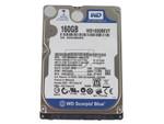 "Western Digital WD1600BEVT 2.5"" SATA Hard Drive"
