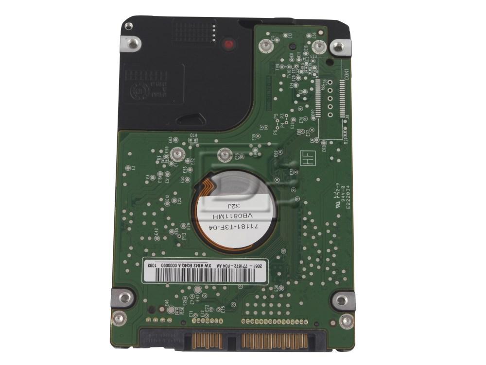 "Western Digital WD1600BEVT 2.5"" SATA Hard Drive image 2"
