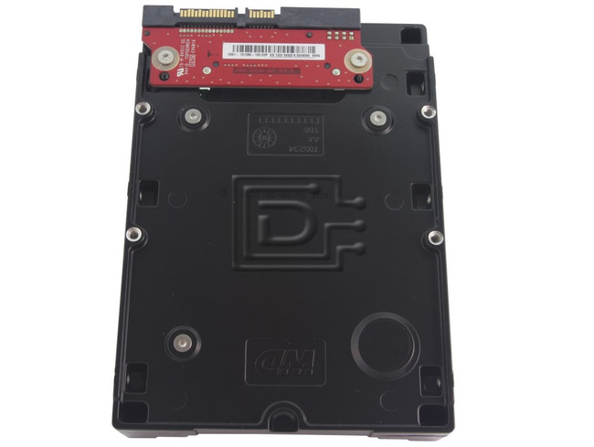 Western Digital WD1600HLFS 0N963M N963M 0G605H G605H VelociRaptor SATA Hard Drive image 2