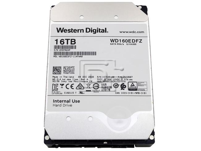 Western Digital WD160EDFZ 2W10607 SATA Hard Drive image 1