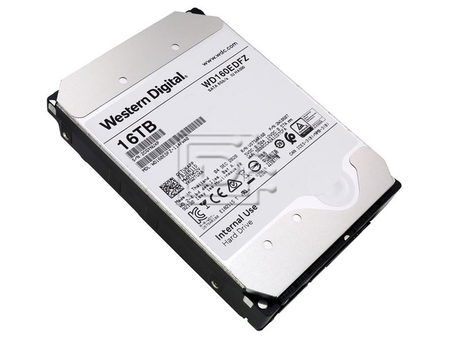 Western Digital WD160EDFZ 2W10607 SATA Hard Drive image 2