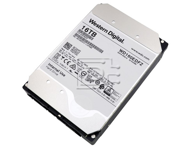 Western Digital WD160EDFZ 2W10607 SATA Hard Drive image 3