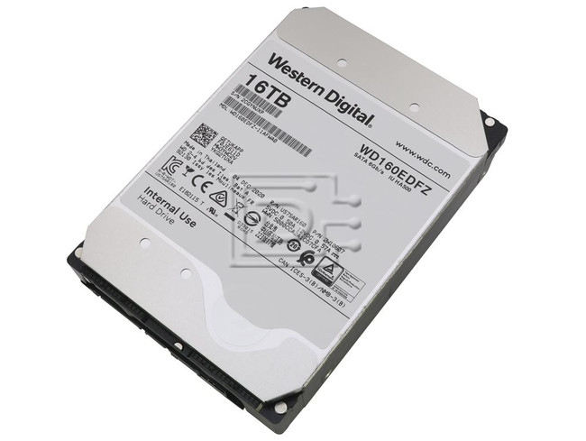 Western Digital WD160EDFZ 2W10607 SATA Hard Drive image 5