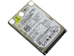 "Western Digital WD2500BEVS XR812 0XR812 2.5"" SATA Hard Drive"