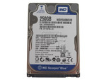 "Western Digital WD2500BEVS 0XR812 XR812 2.5"" SATA Hard Drive"