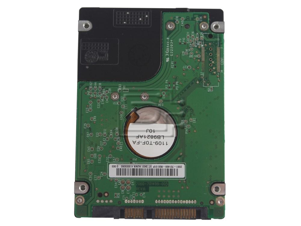 "Western Digital WD2500BEVS 2.5"" SATA Hard Drive image 2"