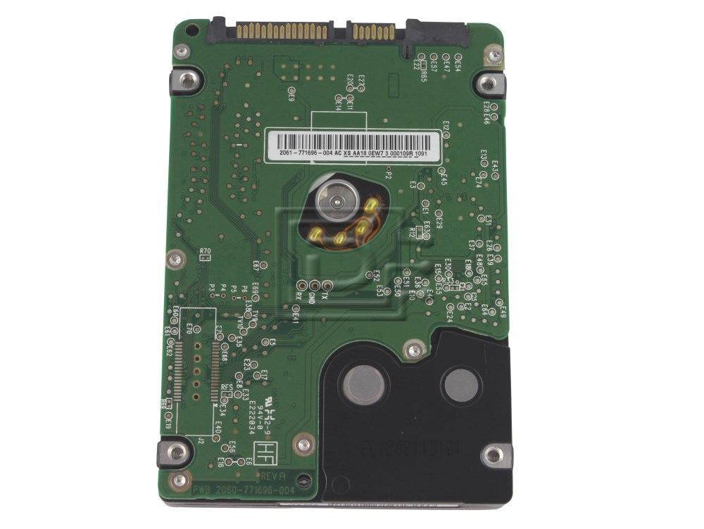 Western Digital WD3000BLHX 637310-001 VelociRaptor SATA Hard Drive image 2