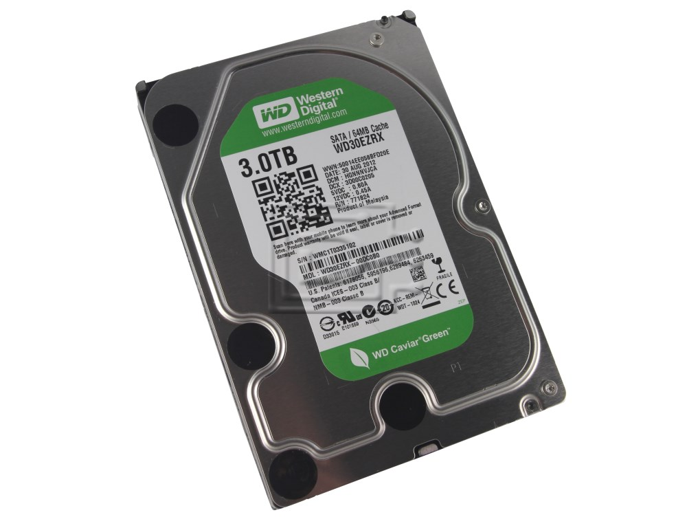 Western Digital WD30EZRX SATA Hard Drive image 1