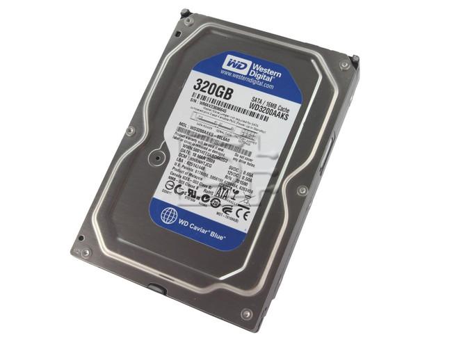 Western Digital WD3200AAKS KX795 SATA Hard Drive image 1