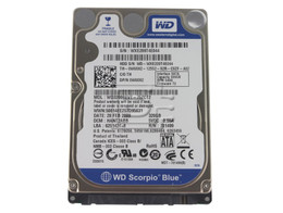 "Western Digital WD3200BEVT PW059 0PW059 2.5"" SATA Hard Drive"