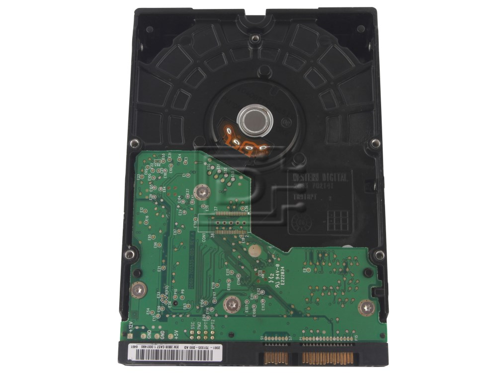 Western Digital WD400BD SATA Hard Drive image 2